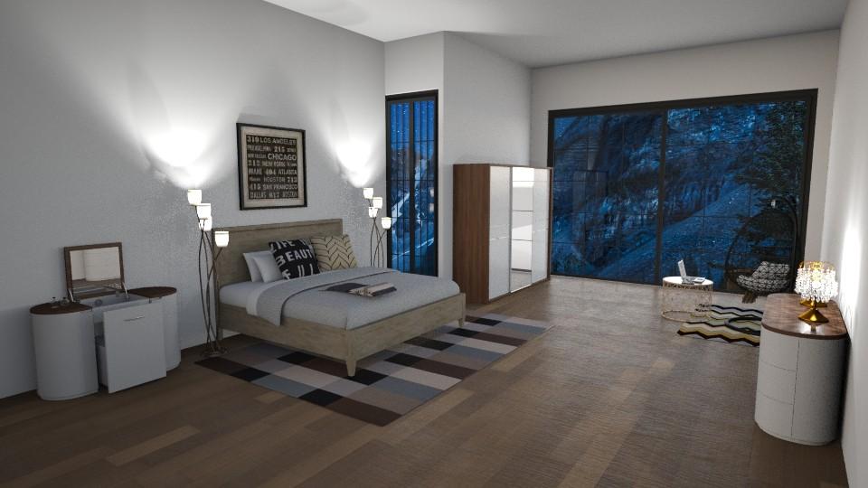 Sleep 0 - Modern - Bedroom - by oliinree12