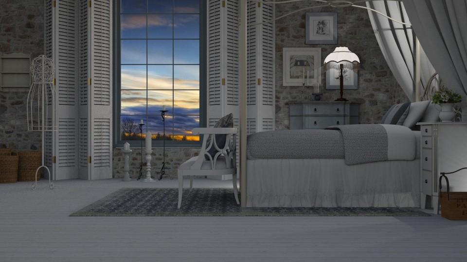 SC Bedroom - by KKTO