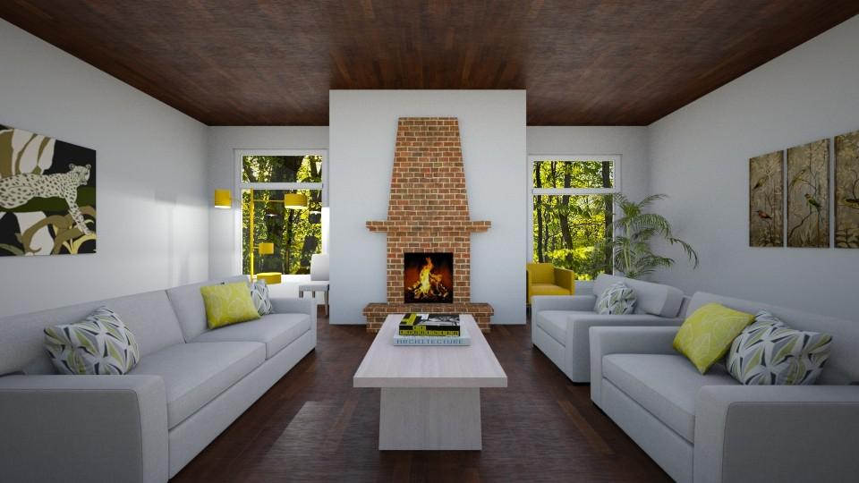 Room 2 - Living room - by Davenport2