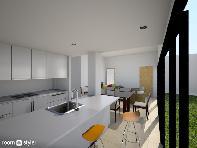sansilvestre home1 - Living room - by gabovh