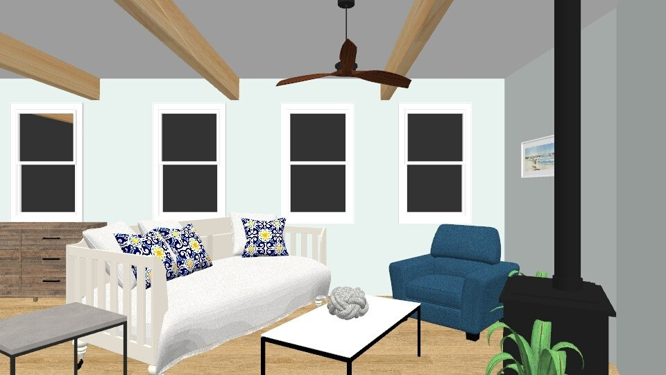 Cool Room - by Fixer Upper Rules