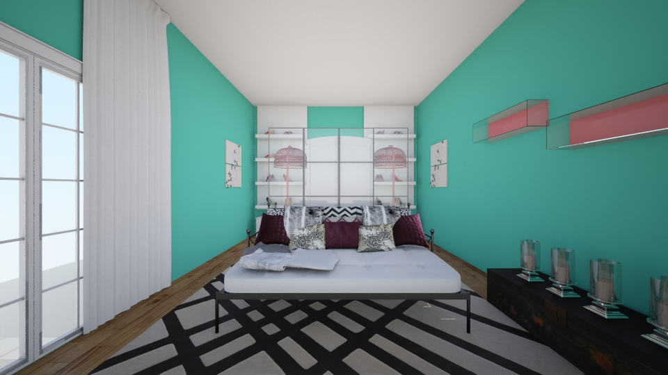 in progress - Modern - Bedroom - by SeraLika