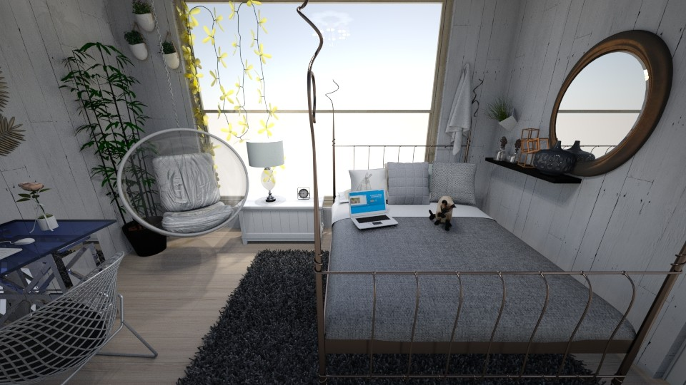 Tamar_ - Bedroom - by Tamar_