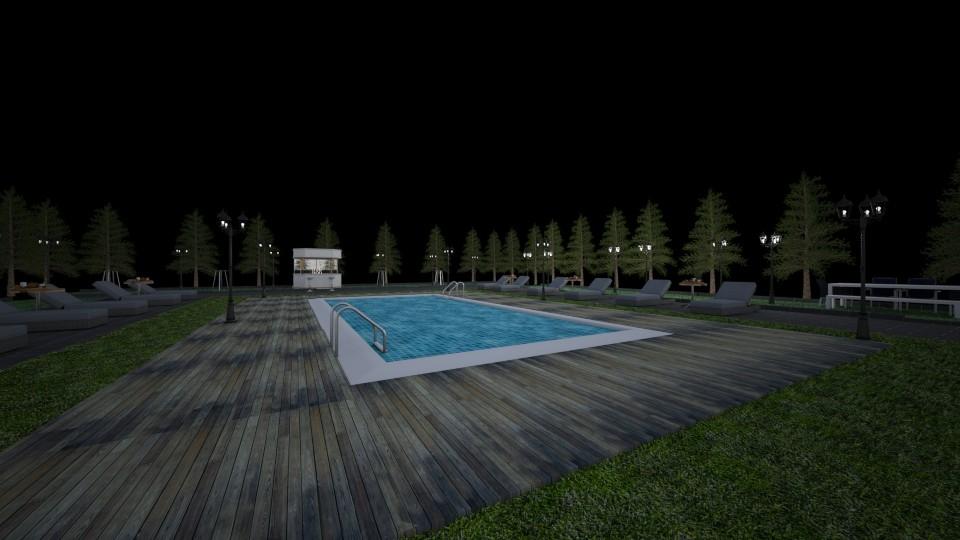 pool is cool - Garden - by joja12345678910