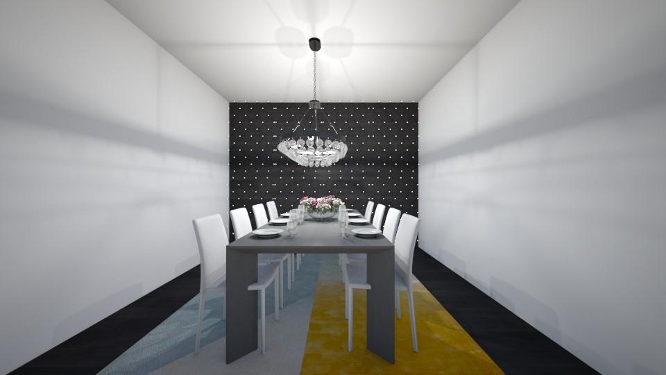 Dining room - Modern - Dining room - by JarvisMe