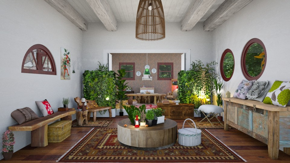 PlanoAK Salon - by Teresa Valdes Beso