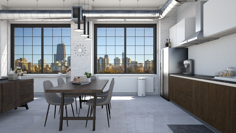 Manhattan Apartment - by ab1300