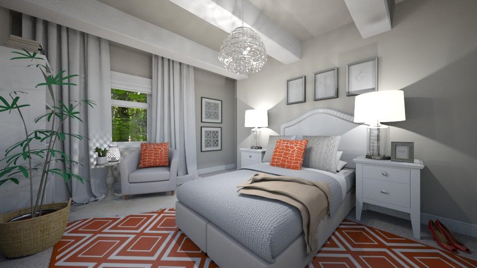 Ann Eggleston - Bedroom - by r_okoko20