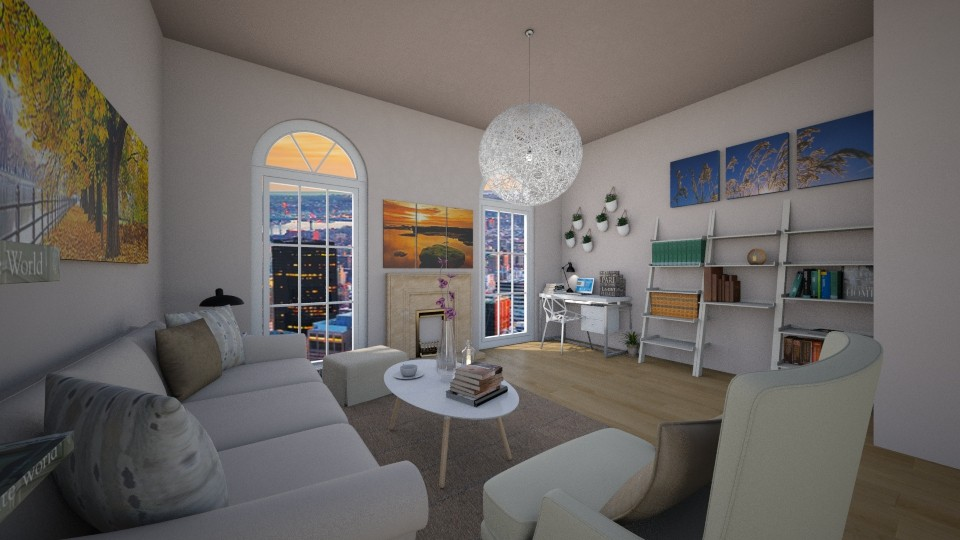 livingroom - Living room - by vladiari
