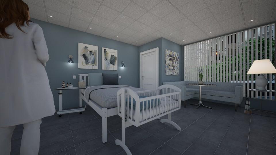 Maternity Ward - by Lackew