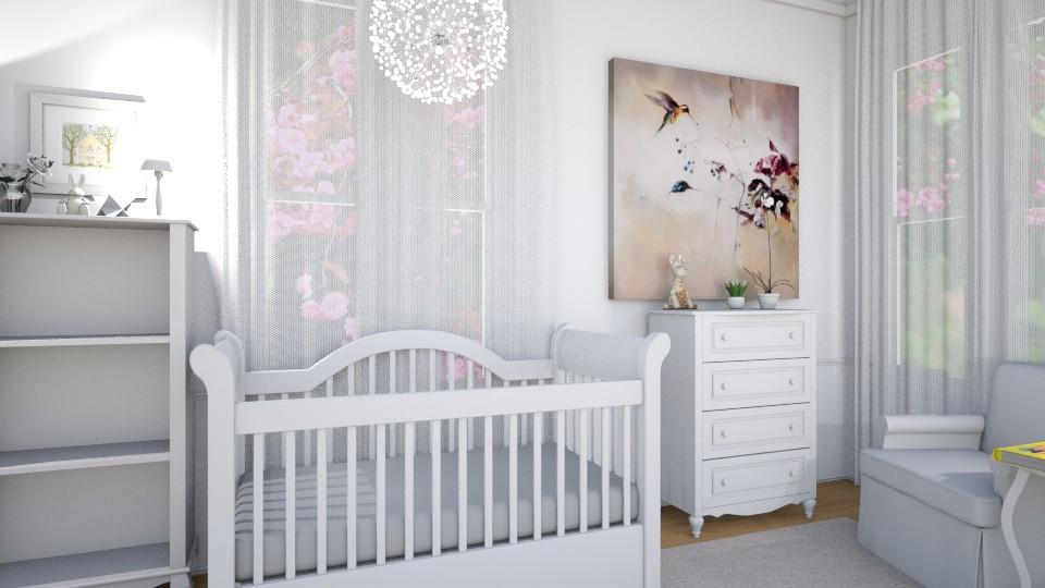 10 - Kids room - by nastusik10