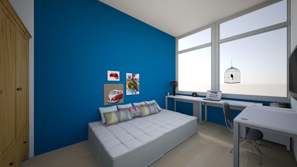 bel - Bedroom - by belbs