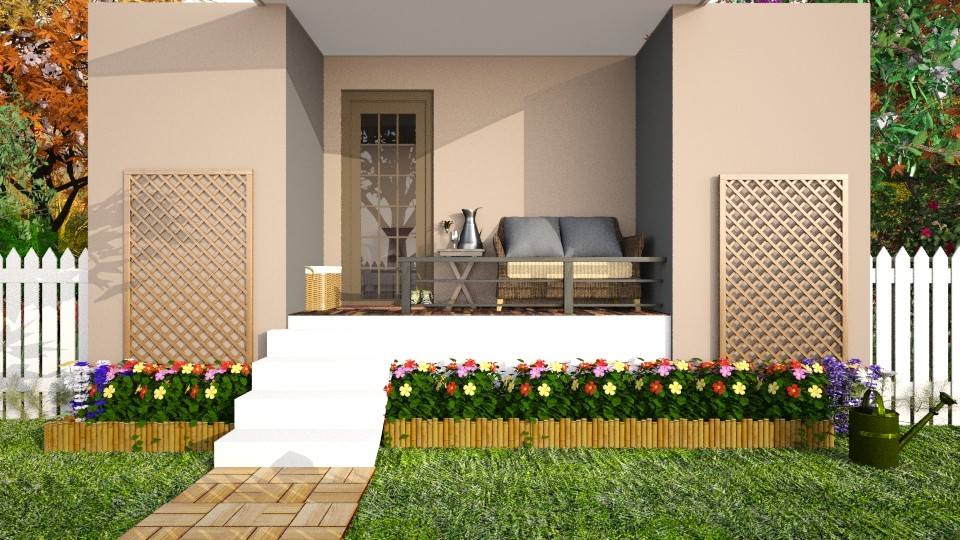 classic garden - Classic - Garden - by  Georgos Giannitopoylos
