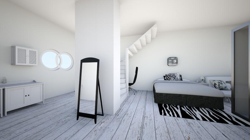 Teen Living in Basement - Modern - by 2onejoshlers