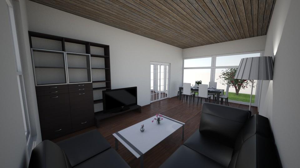 Dream living room - Living room - by Menahkarimi