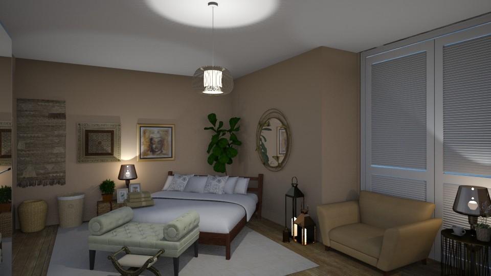 SandDust - Feminine - Bedroom - by tena9