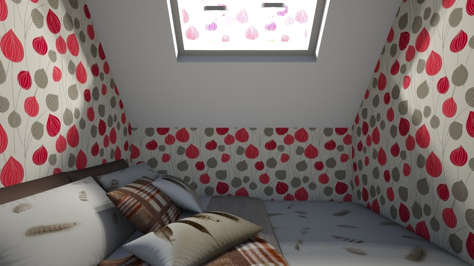 My Bed Nook - Modern - Bedroom - by Arishka Jha