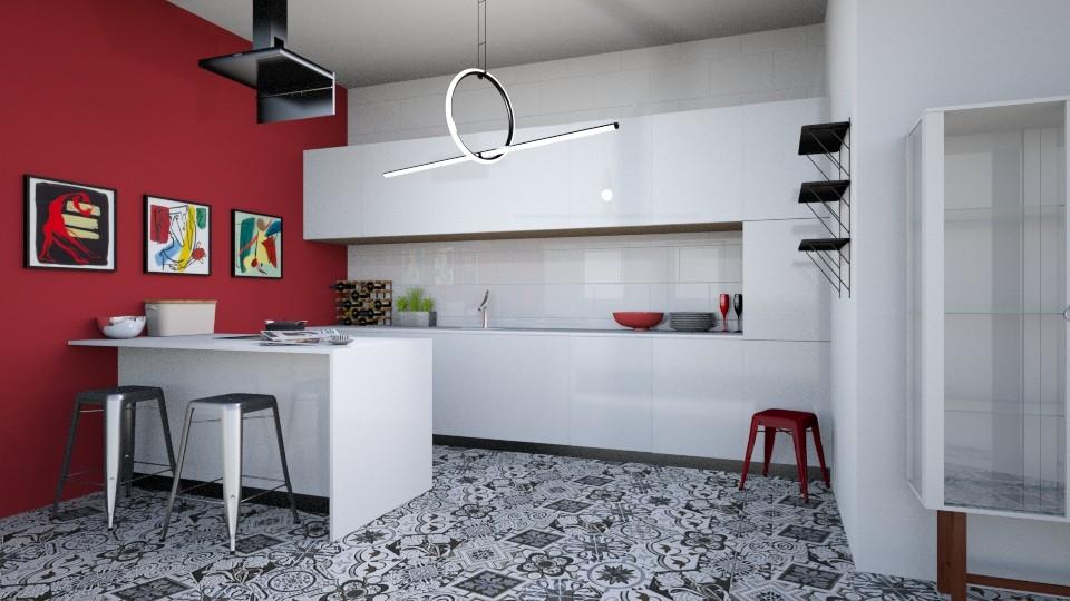 Kitchen_2 - Kitchen - by DagnyL