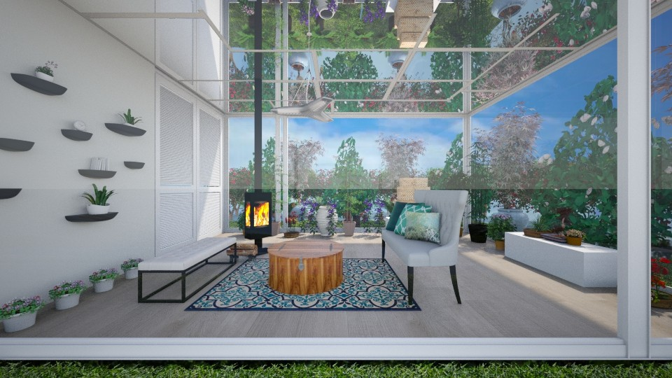 green house luxury - by lovlytoot