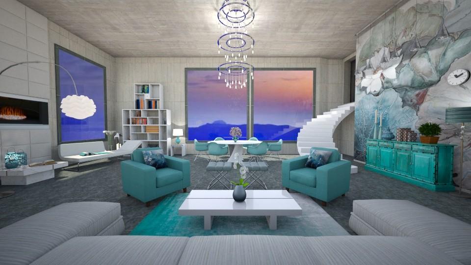 adalous - Modern - Living room - by mari mar