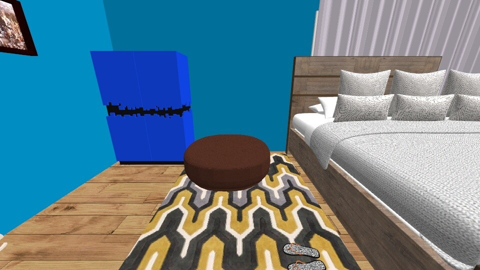 jose470  - Bedroom - by nathanaelganador04