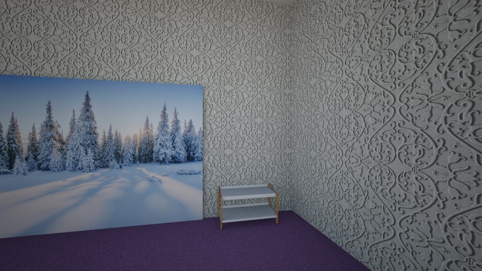 my bedroom - by tlegr6