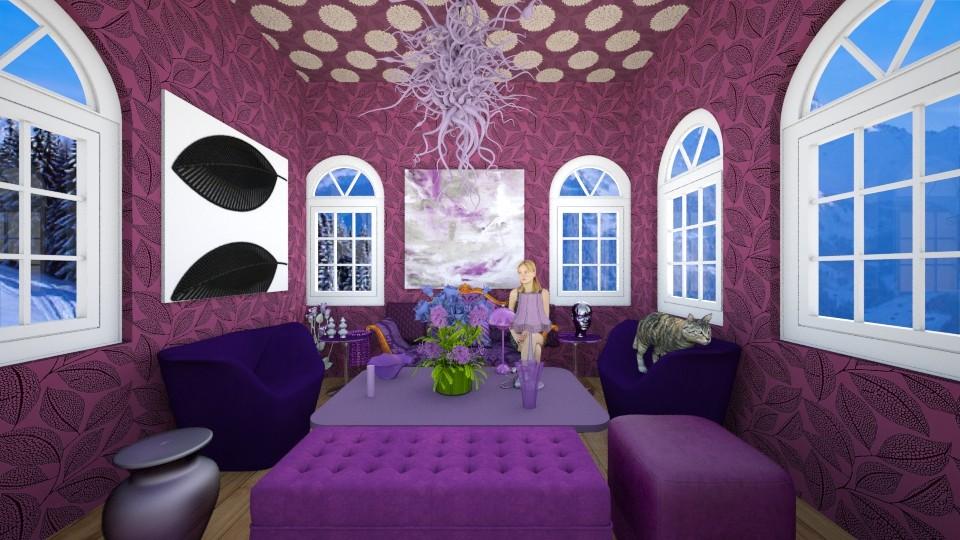 Purple Dreams - by gtenenbaum