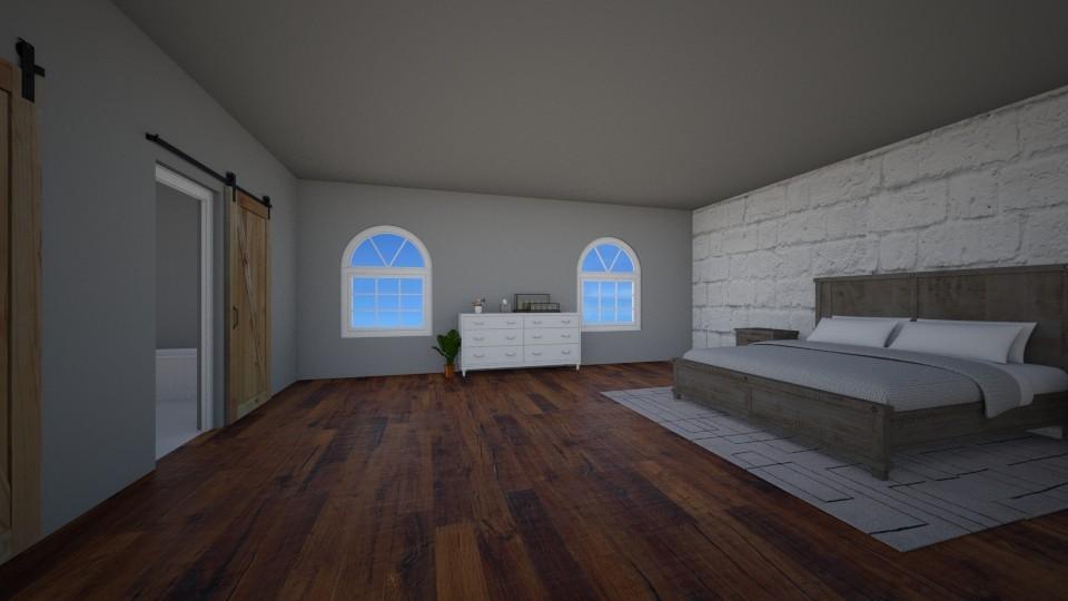 Master Bedroom - Bathroom - by BrynnWisse