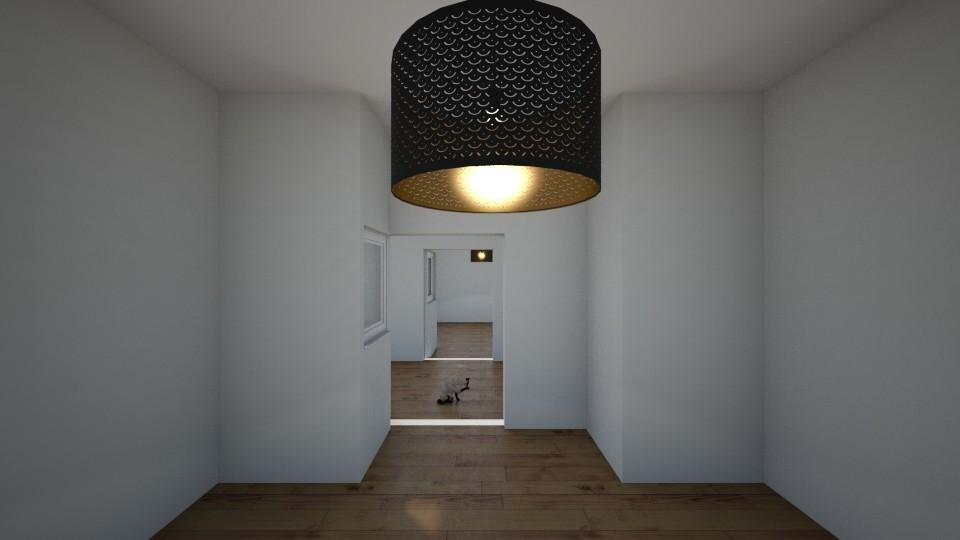 1 - Modern - Bedroom - by Jethro10