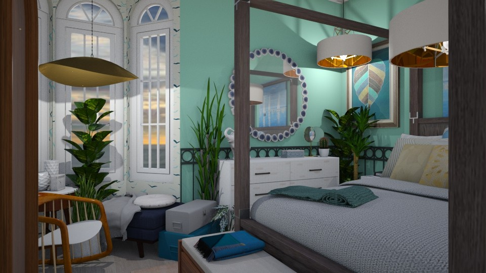 Bay Veiw Master - Bedroom - by _PeaceLady_