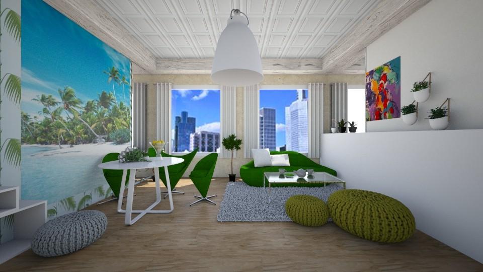 Living room - Classic - Living room - by linnda123222