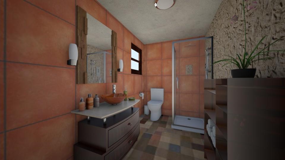 MS Banheiro - Glamour - Bathroom - by Mariesse Paim