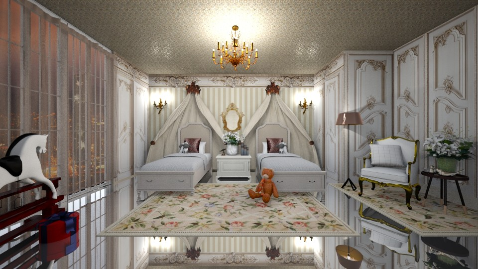 Pincesas Baby - Classic - Bedroom - by yyyyy