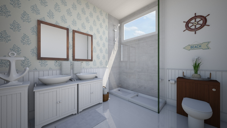 bath - Bathroom - by Kylie Gallant