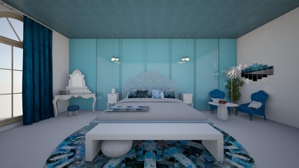VIP Blueroom - by TeodoraYord