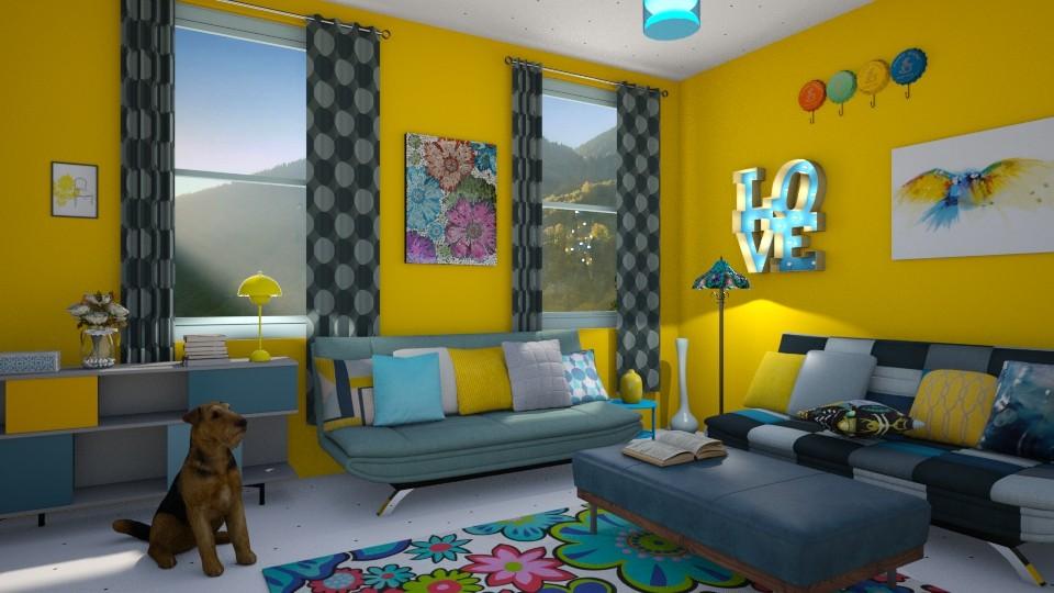 Yellow - by Christina8898