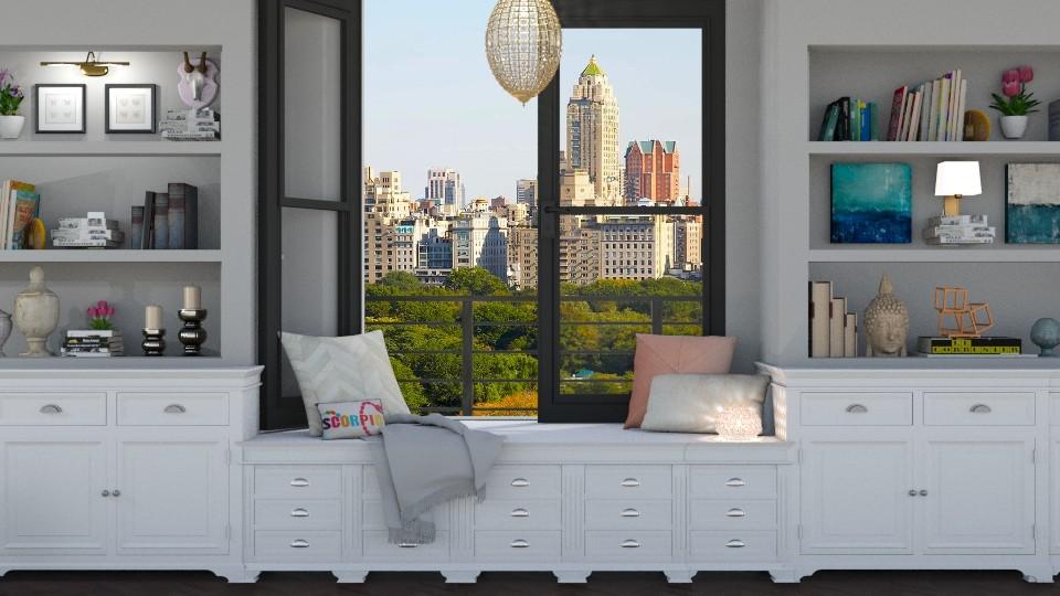 hello new york  - by minervinoi