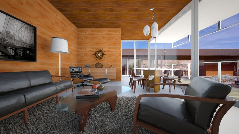 N2 - Living room - by ronron