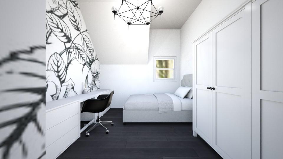 j - Bedroom - by annejadetjenl