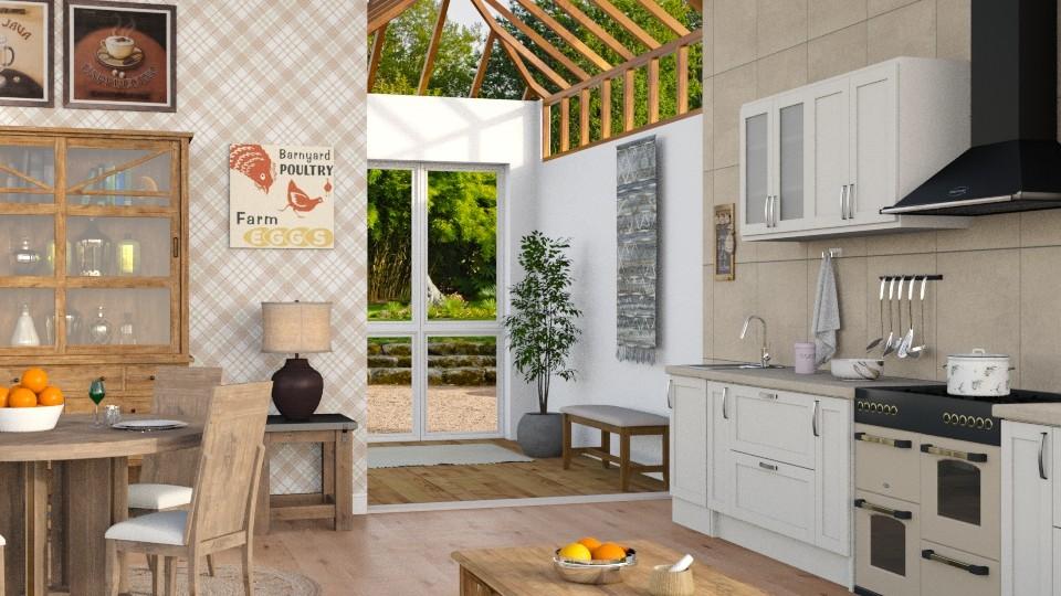Kitchen 4 - Kitchen - by Sally Simpson