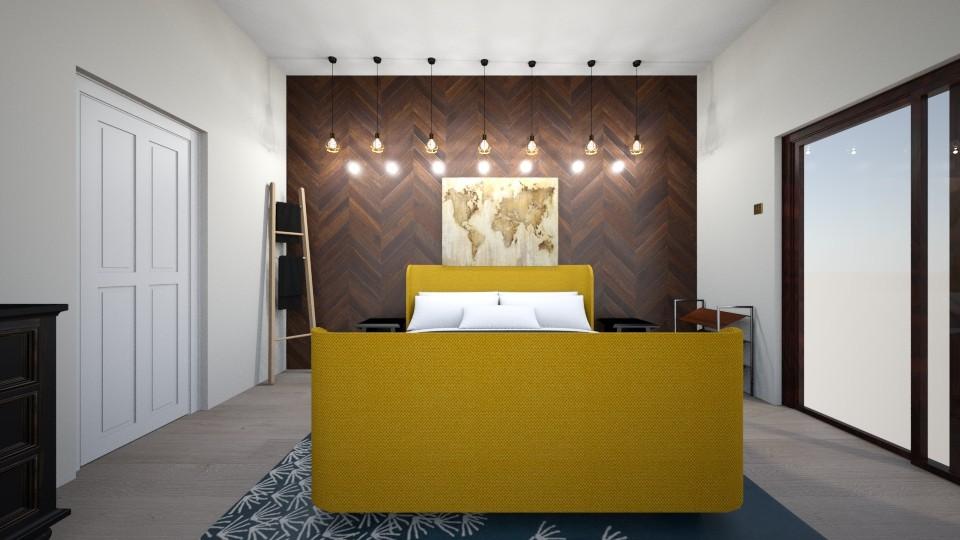 test run - Bedroom - by Baylie Ostvig