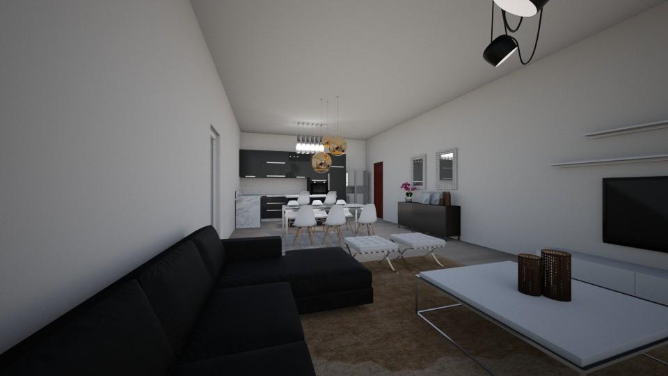 My Apartment - by PTKoma