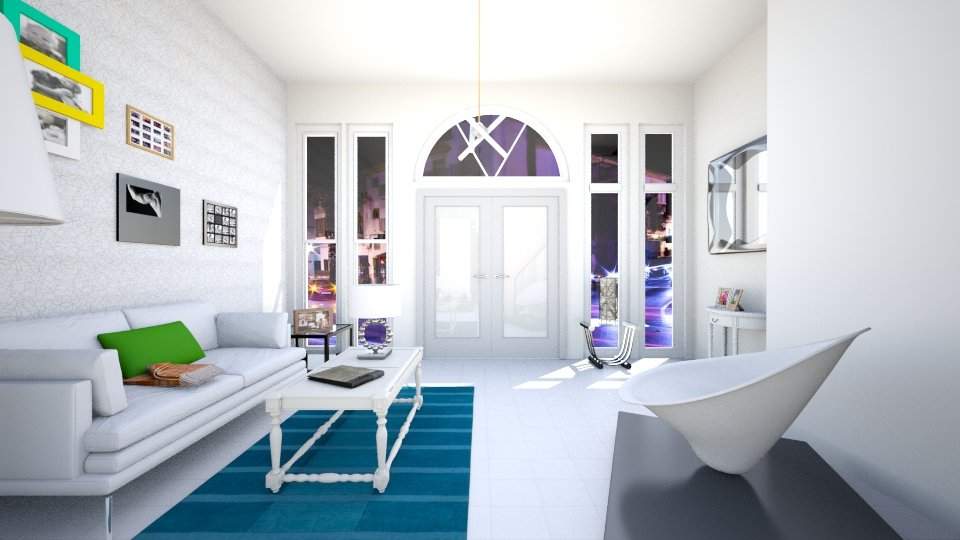 Cocohut room 3 - Living room - by tvirandie