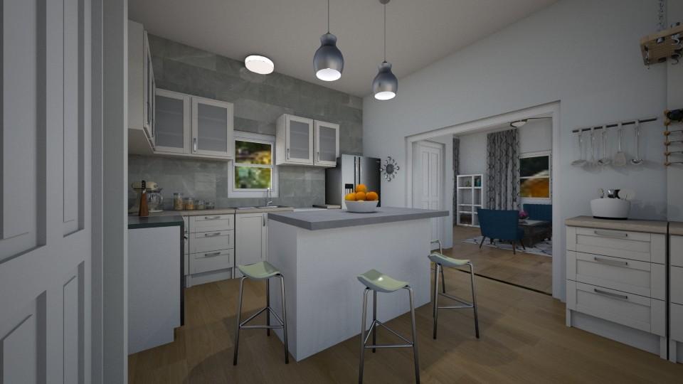 kitchen part 2 - by mbickel