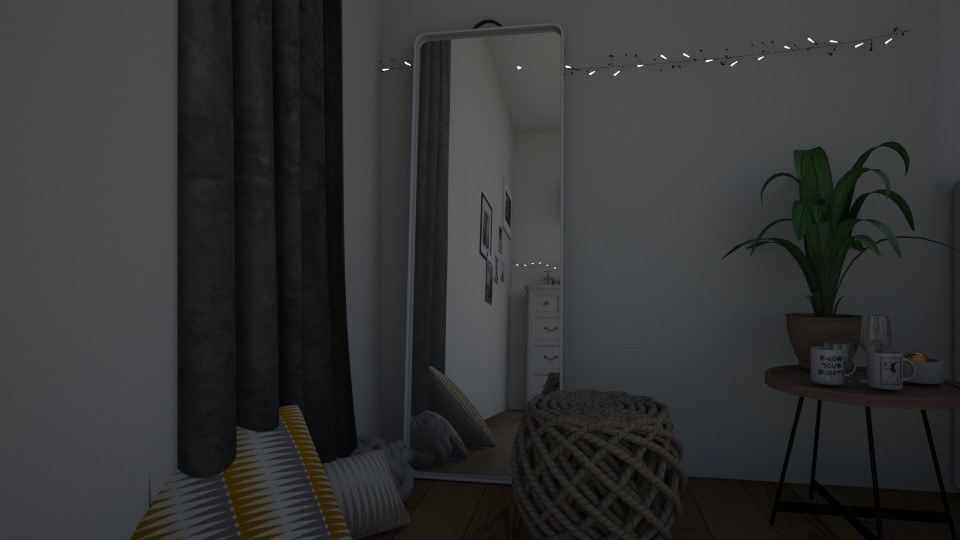 aethentic room n2 - Bedroom - by landen russo