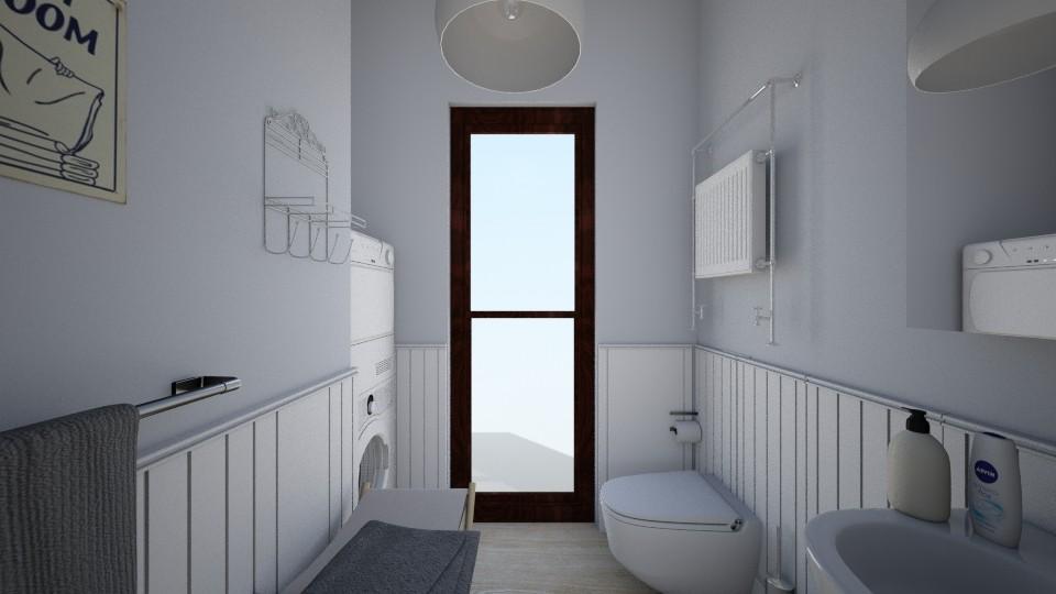 __ - Bathroom - by Stefania Puntoebasta