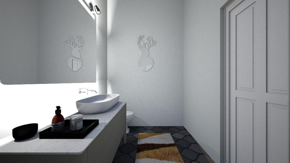 Family House Boys Barn Bathroom - Bedroom - by d4so9h