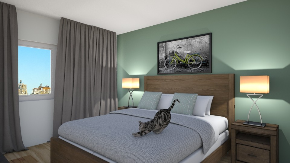 Boy room - Bedroom - by marjinha1