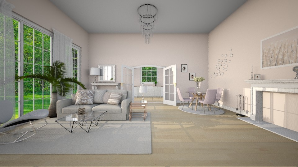 SERENITY - Classic - Living room - by Georgina Holly