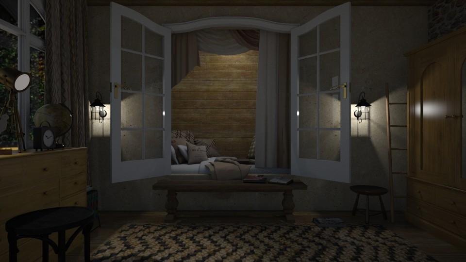 cozy hideaway nook - by jjannnii